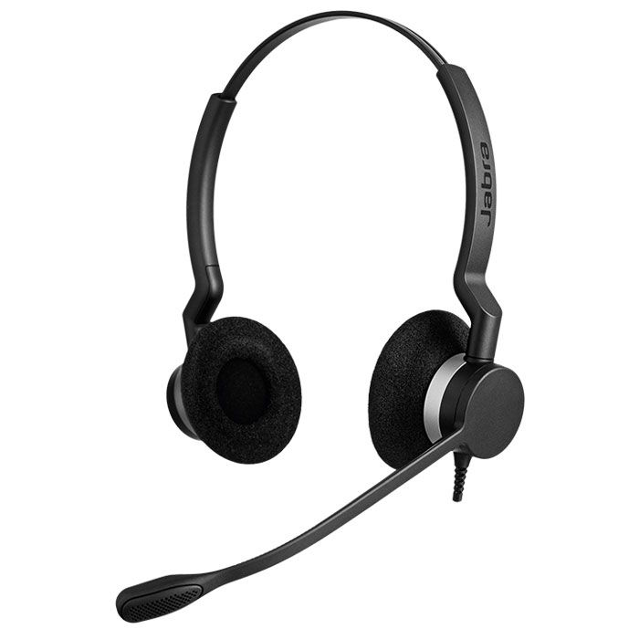 Jabra BIZ 2300 USB MS Duo Headset (2399-823-109)