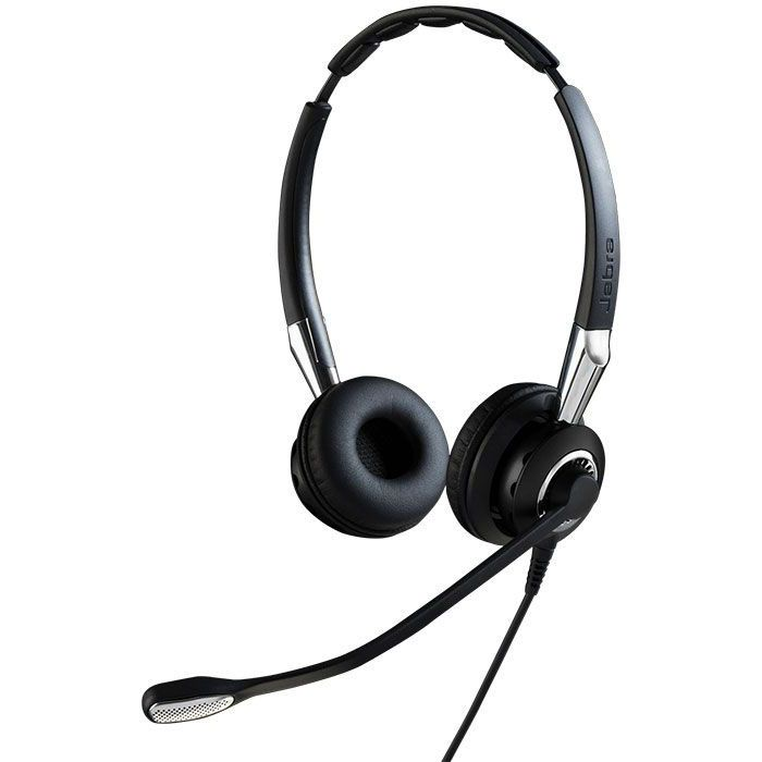 Jabra BIZ 2400 II USB Duo BT MS Headset (2499-823-209)