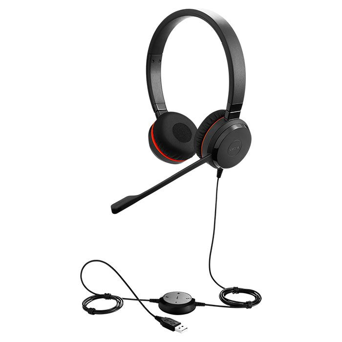 Jabra Evolve 20 SE MS Stereo Headset (4999-823-309)