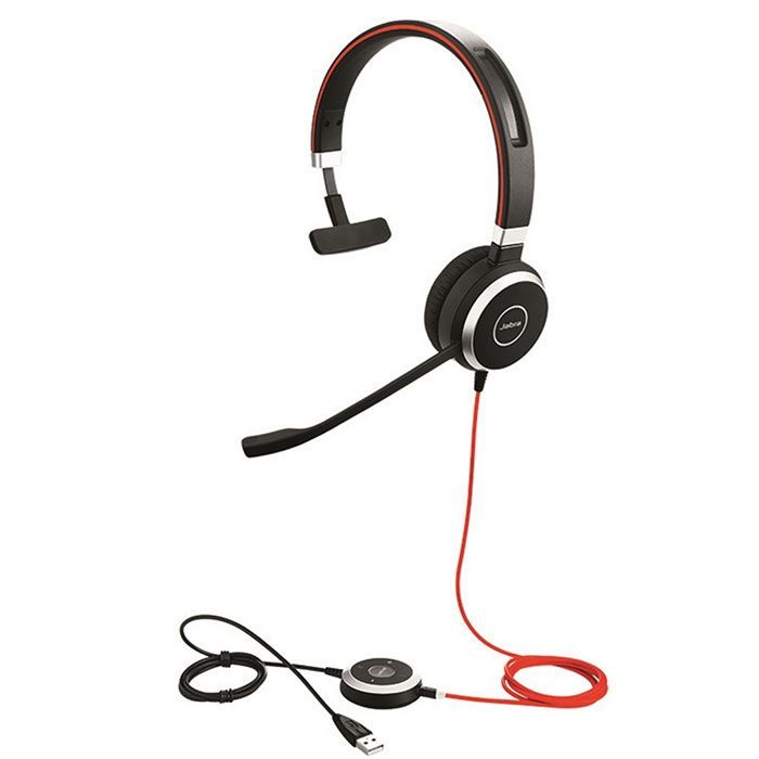 Jabra Evolve 40 MS Mono Headset (6393-823-109)