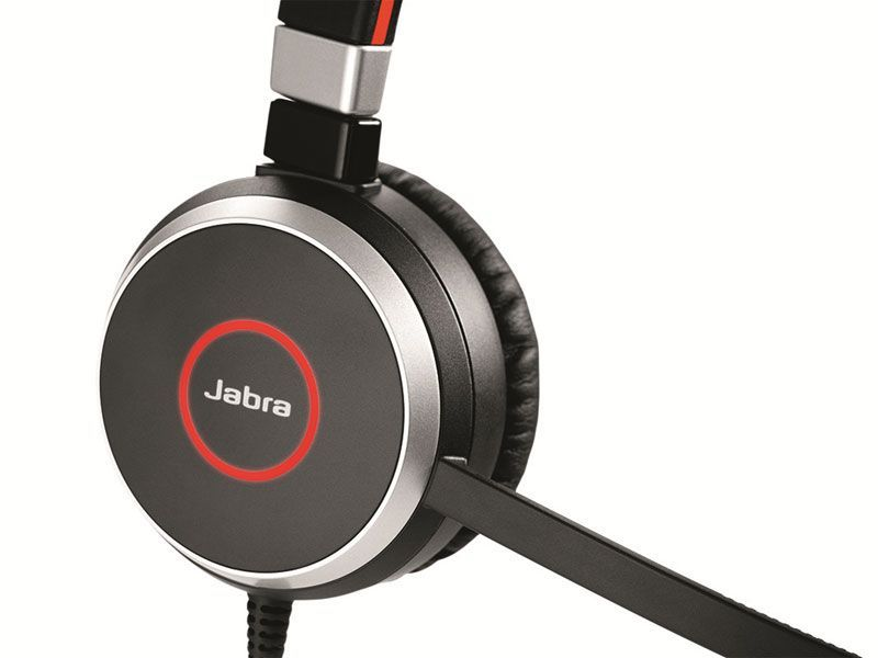 Jabra Evolve 40 MS Mono USB-C Headset (6393-823-189)