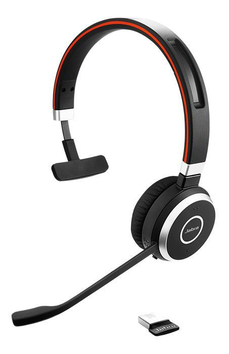 Jabra Evolve 65 MS Mono Wireless Headset (6593-823-309)