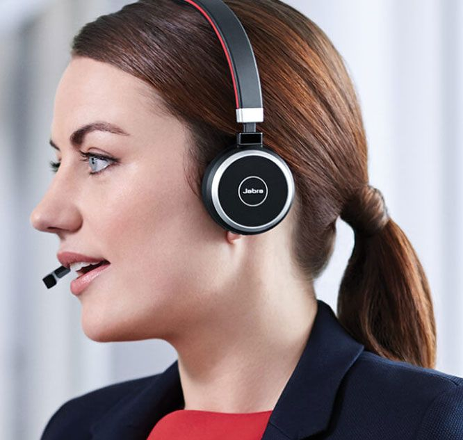 Jabra Evolve 65 Bluetooth Office Headset With Amazing Sound 2019 11 15