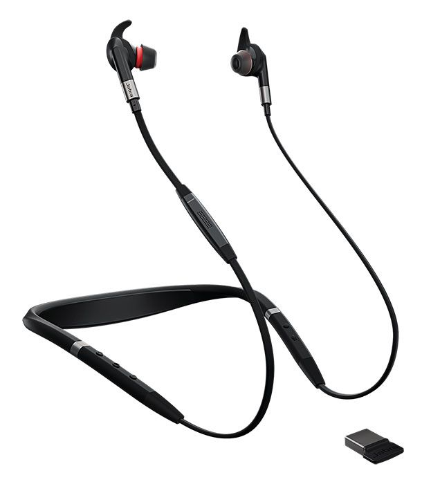 Jabra Evolve 75e MS Stereo Wireless Headset (7099-823-309)