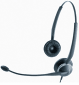 Jabra GN2125 Duo Noise Canceling Headset (01-0247)