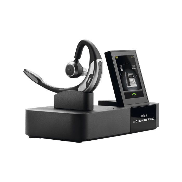 Jabra Motion Office MS Wireless Headset (6670-904-305)