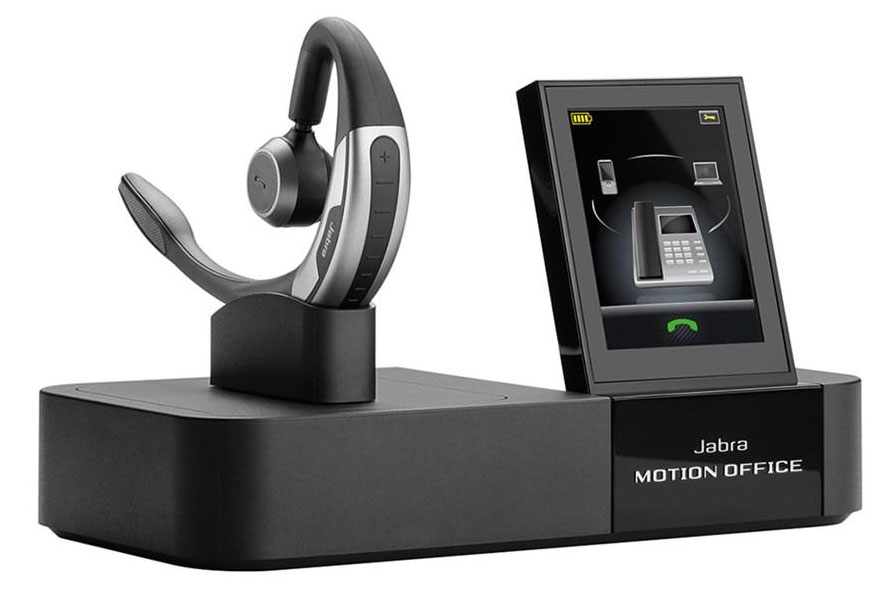 Jabra Motion Office UC Wireless Headset (6670-904-105)