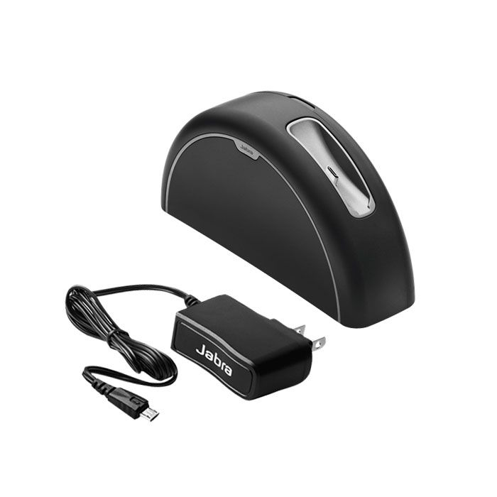 Jabra Motion UC+ MS Wireless Headset w/Travel Kit (6640-906-305)