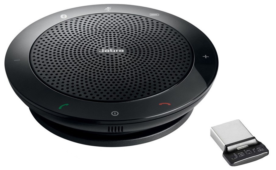 Jabra Speak 510+ MS Personal Speakerphone (7510-309)