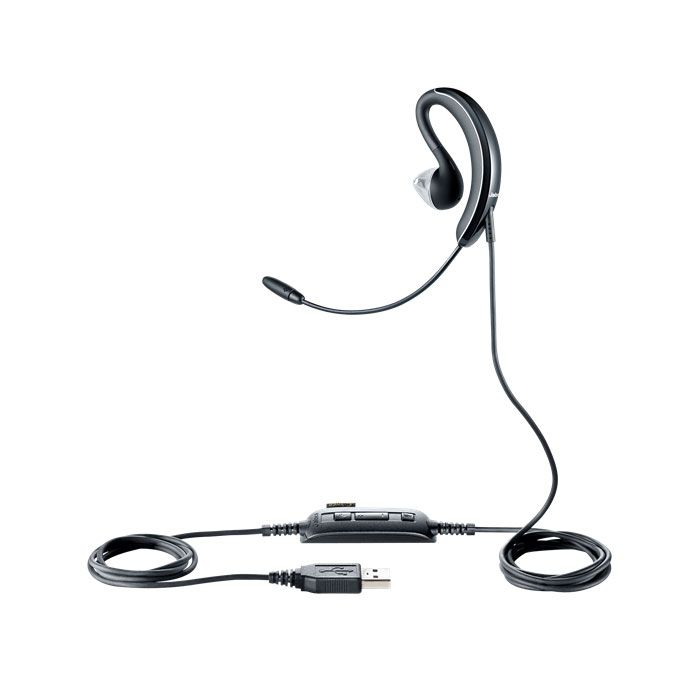 Jabra UC Voice 250 MS USB Headset (2507-823-109)