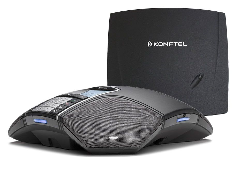 Konftel 300Wx DECT Wireless Conference Phone (840101077)