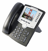 Cisco/Linksys SPA962 6-Line IP Phone