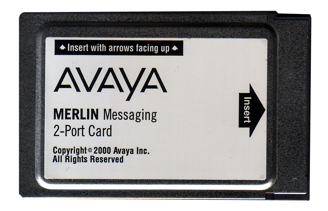 Merlin Messaging 2-Port Card (108491358)