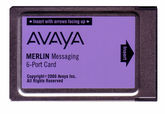 Merlin Messaging 6-Port Card (108491374)
