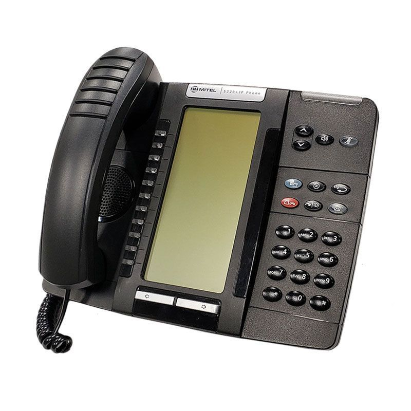 Mitel 5320e Backlit IP Phone (50006634)