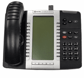 Mitel 5340 IP Phone with Mitel Cordless Handset