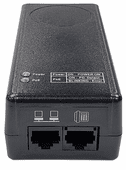 Mitel Gigabit Ethernet PoE+ Power Adapter (51301151)