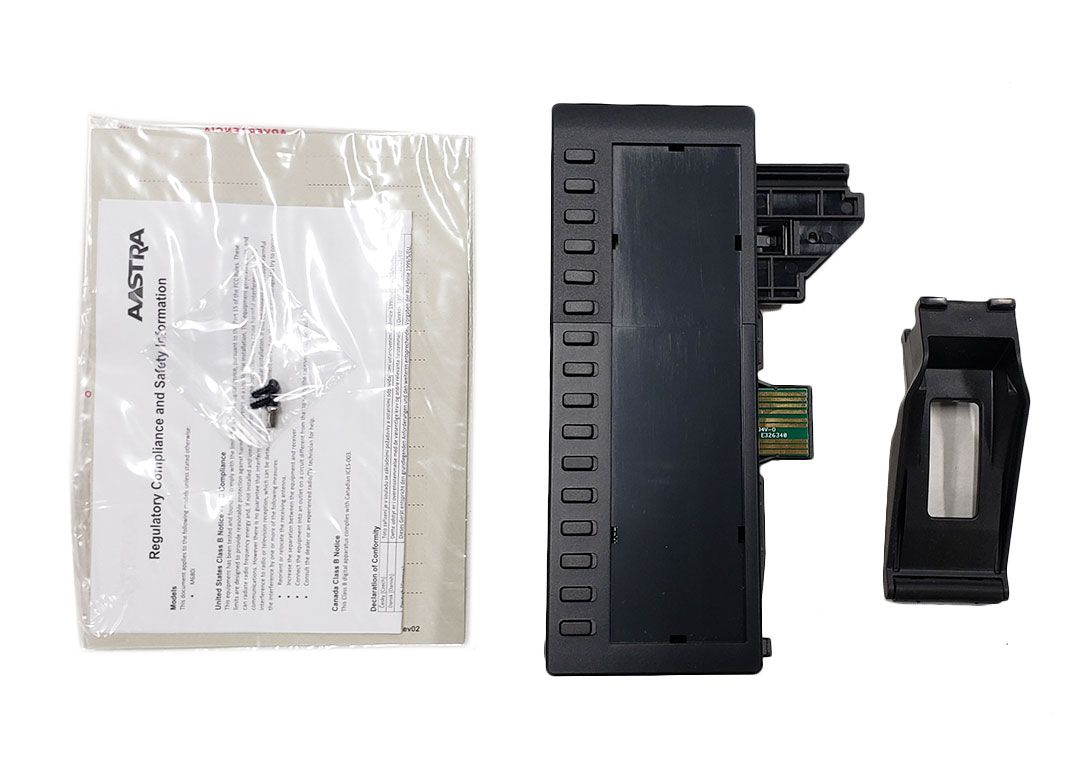 Mitel Aastra M680i Expansion Module (80C00010AAA-A)