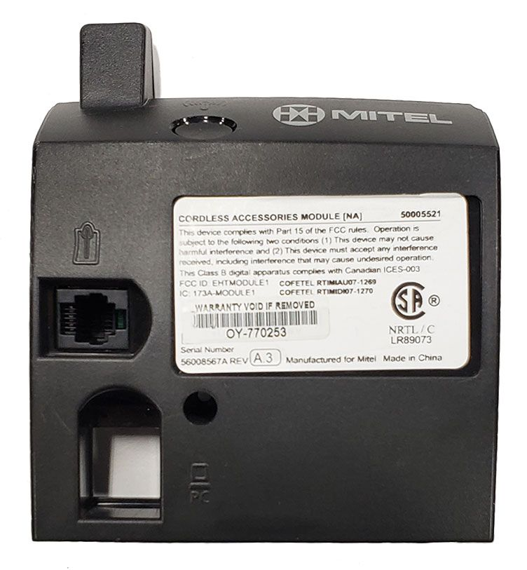 Mitel Cordless Accessories Module (50005521)