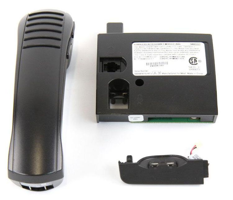 Mitel Cordless (DECT) Handset and Module (50005711)