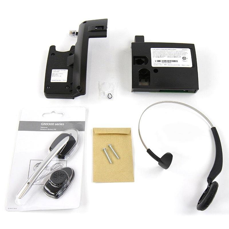Mitel Cordless (DECT) Headset and Module (50005712)