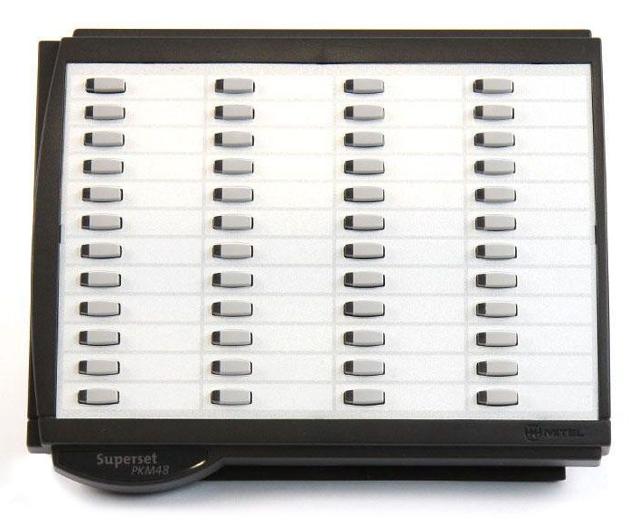 Mitel Superset PKM 48 - Programmable Key Module