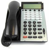 NEC DTP-16D-1 Display Telephone