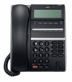 NEC DTZ-6DE-3 Digital Phone Black (DT410)