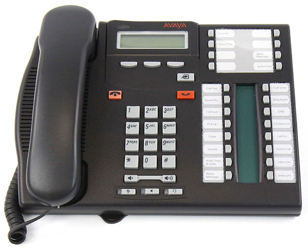 Nortel Norstar T7316E Enhanced Telephone (NT8B27)