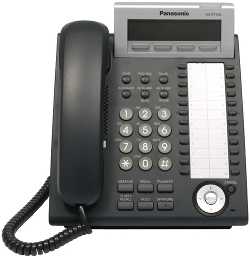 Panasonic KX-DT343 Digital Telephone