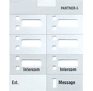 Partner 6 Telephone Labels (10 labels)