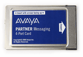Partner Messaging 4-Port Card (700262462)