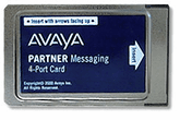 Partner Messaging Port Cards