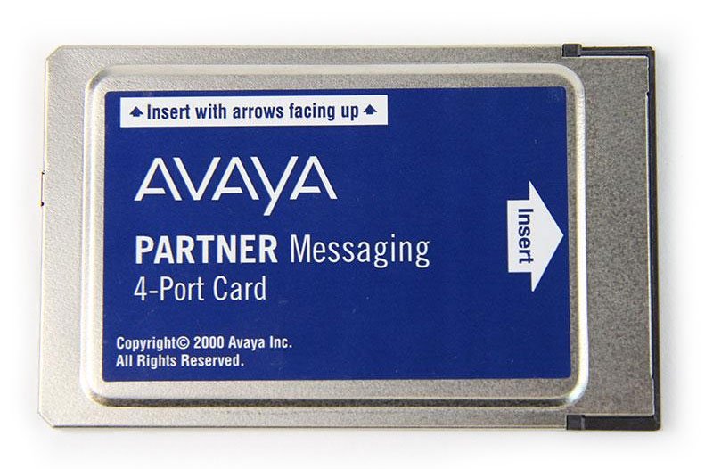 Partner Messaging R7.0 (4-Port)