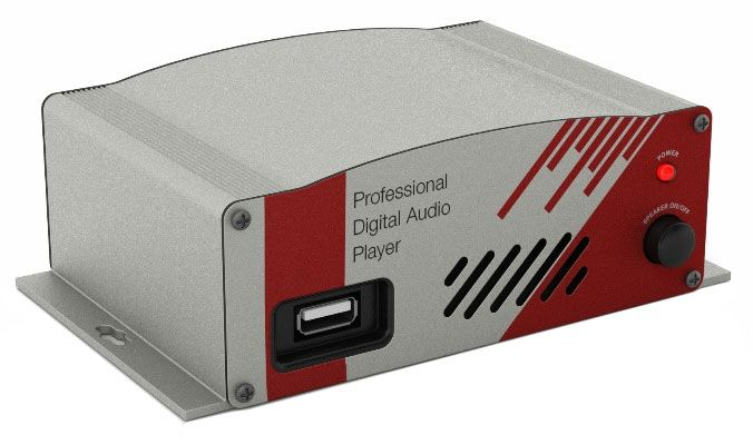 PD-USB55 Digital Music On Hold