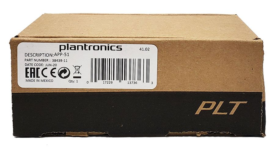 Plantronics APP-51 Electronic Hook Switch Cord (38439-11)