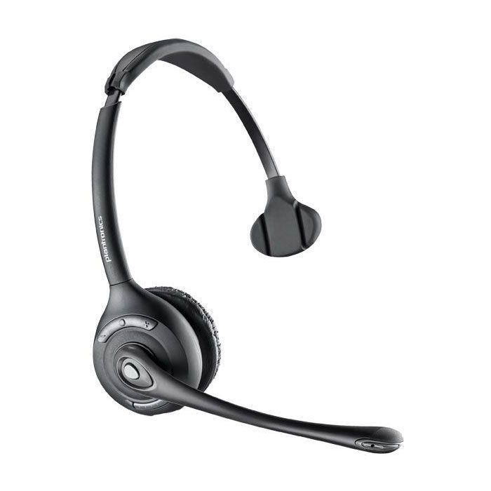 Plantronics CS510 Wireless Headset Package for Yealink T2/T4 Series IP Phones