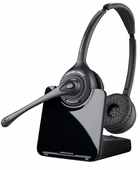 Plantronics CS520 Wireless Headset Package for Polycom SoundPoint IP and VVX Phones