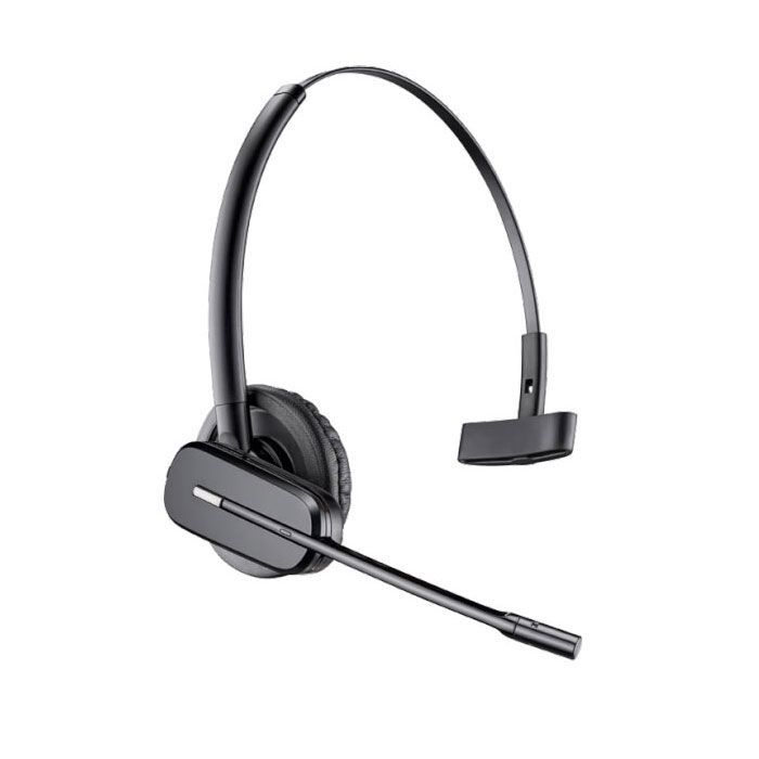 Plantronics CS540 Wireless Headset Package for Cisco SPA512G, SPA514G. SPA525G, and SPA525G2 IP Phones