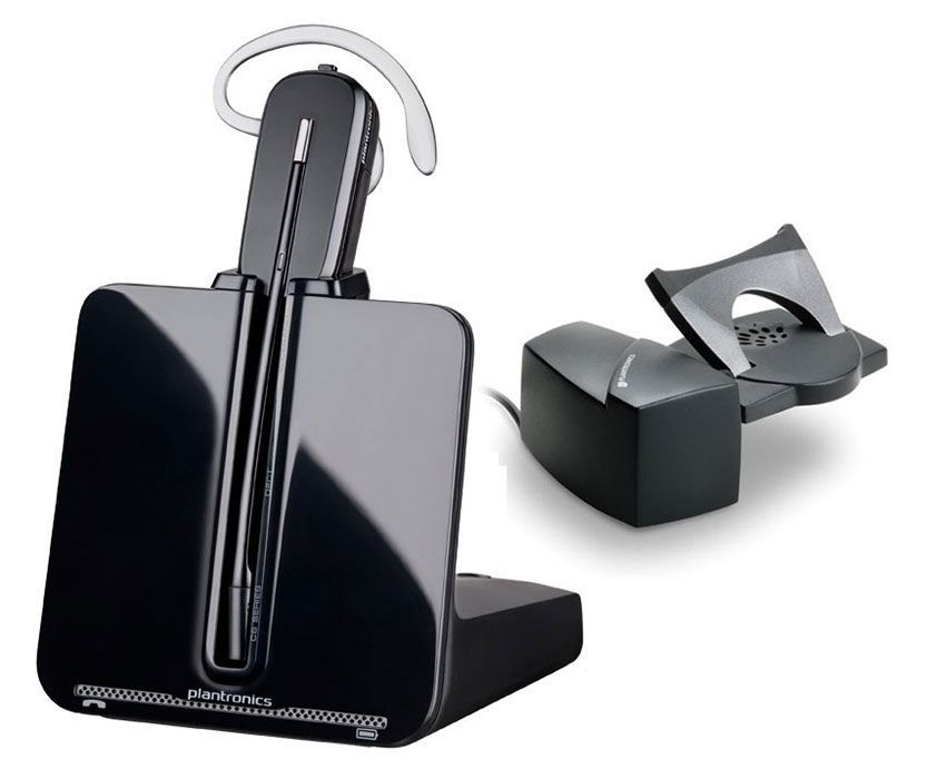 Plantronics CS540 Wireless Headset Package for Cisco SPA501G, SPA502G, SPA504G, SPA508G, SPA509G