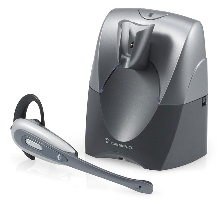 Plantronics CS55 Wireless Headset Package for Cisco IP Phones