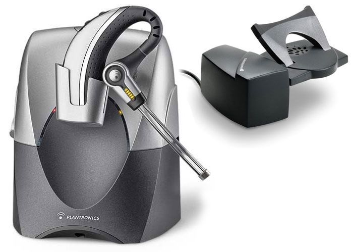 Plantronics CS70N Wireless Headset w/HL10 Lifter (70460-06)