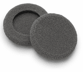 Plantronics Foam Ear Cushions for DuoSet - 2 Pack (43937-01)