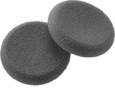 Plantronics Foam Ear Cushions for Supra and Encore - 1 Pair (15729-05)