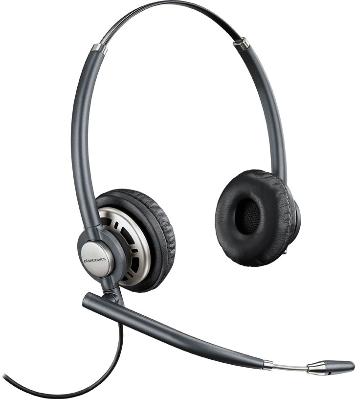 Plantronics HW720 EncorePro Wideband Headset (78714-101)