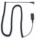 Plantronics Quick Disconnect to 2.5 mm Cord (70765-01)