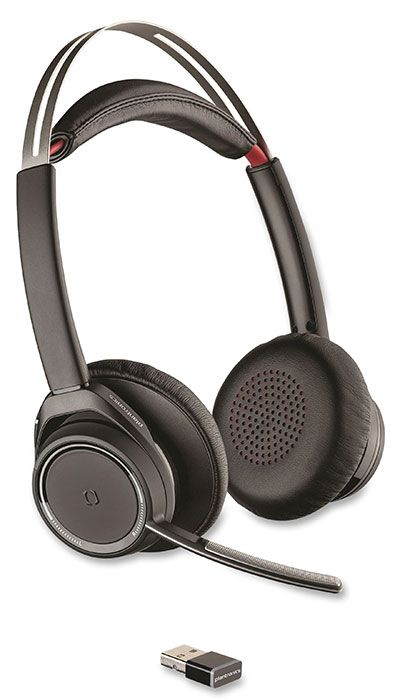 Plantronics Voyager Focus B825-M, No Stand (202652-04)