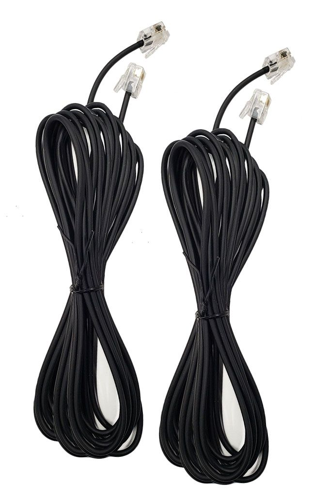 Polycom 25 Ft. Microphone Extension Cables (OEM Compatible)