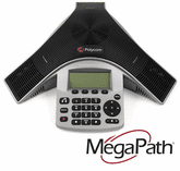 Polycom IP Conference Phones Compatible with Megapath Hosted PBX