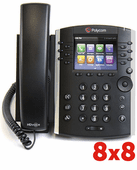 Polycom IP Phones Compatible with 8x8